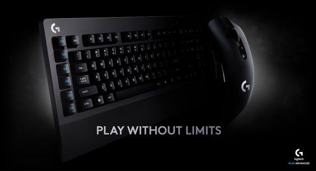Logitech G - Play Without Limits