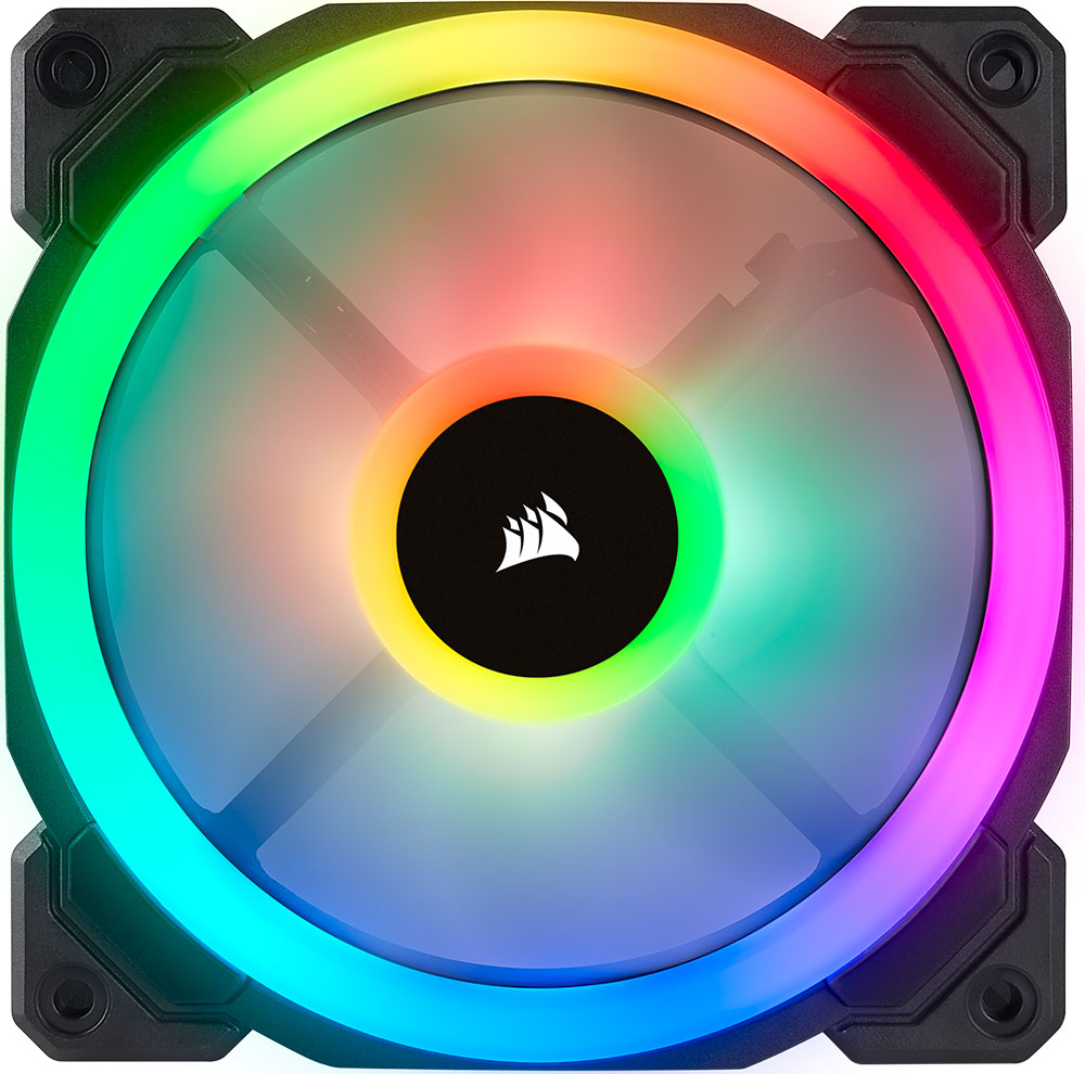 Corsair Ll120 Rgb Led Fan Triple Pack Review Page 5 Of 5