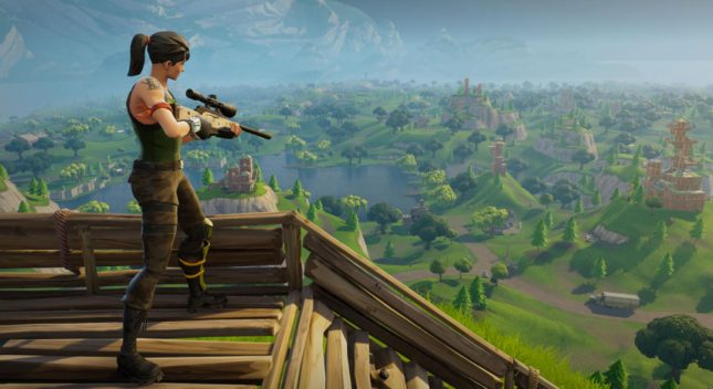 Epic Games Sues Fortnite Cheaters for Copyright Infringement