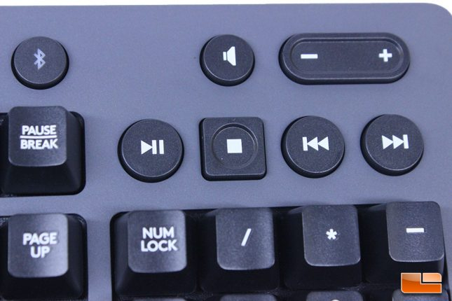 Logitech G613 - Media Keys