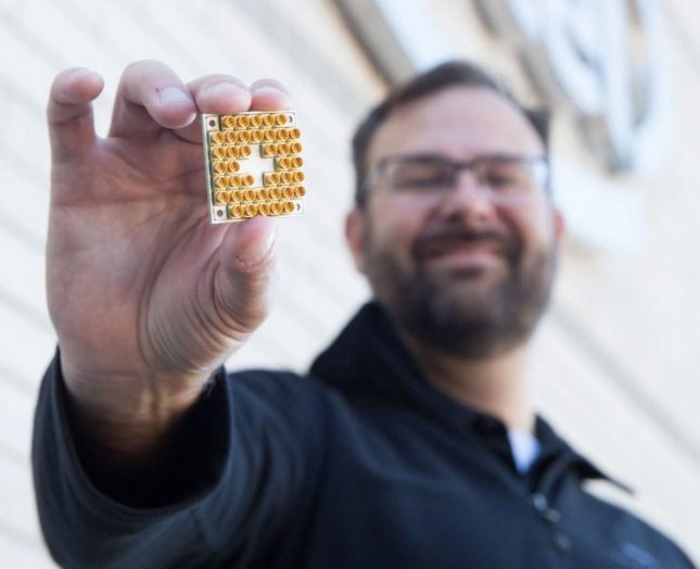 Intel Delivers New 17-qubit Quantum Chip to Partner