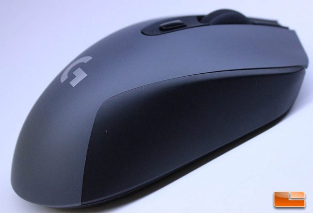 Logitech G603 LightSpeed - Side View