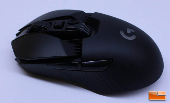 Logitech G903 -Side View
