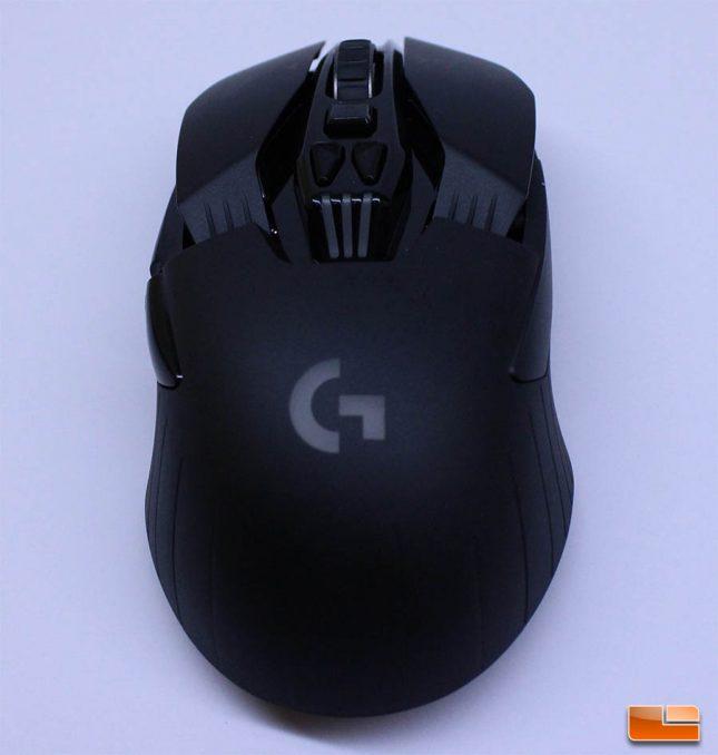Logitech G903 - Top View