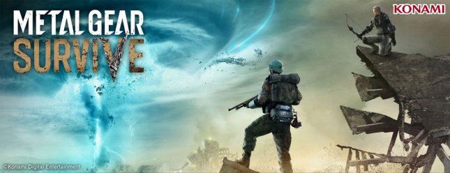 Metal Gear Survive Launch Date Announced