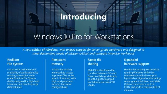 Microsoft May Up Prices for Windows 10 Pro for Workstations