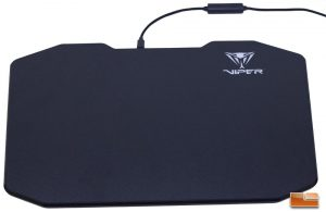 Viper Gaming LED Mouse Pad w/ USB Cable