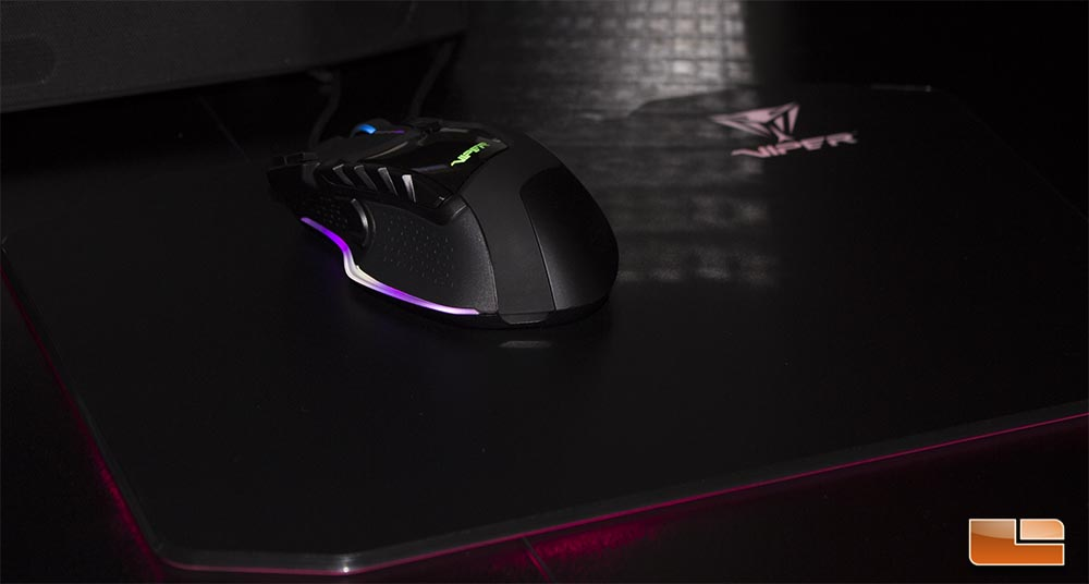 Crouch Jump Macro That Works After Binding: Patriot Viper V570 RGB Blackout Gaming Mouse Review