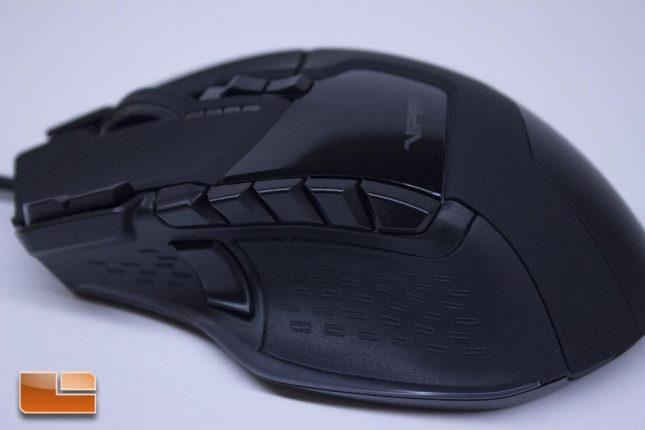 Viper V570 RGB Blackout - Side Macro Buttons