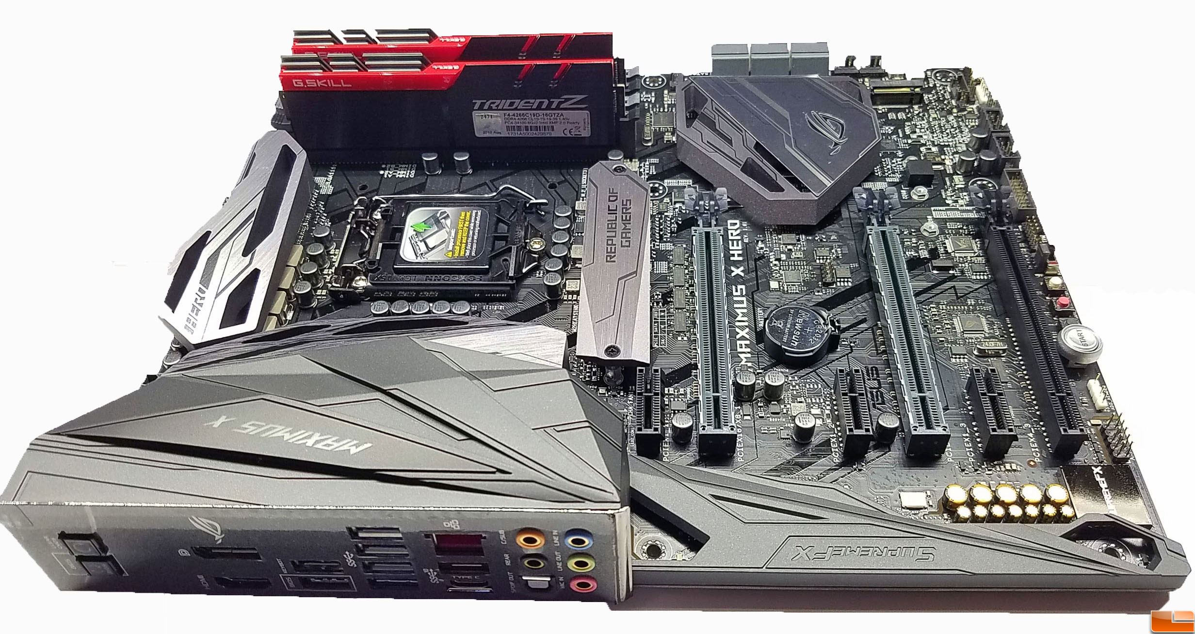 ASUS ROG Maximus X Hero Z370 Motherboard Review - Page 2 of 11