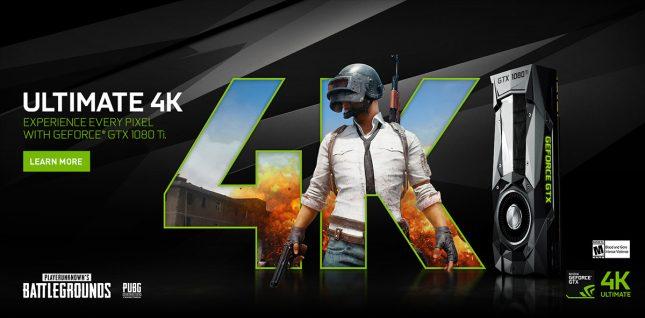 NVIDIA GeForce GTX 4K Displays