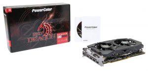 PowerColor RED DRAGON Radeon RX 580