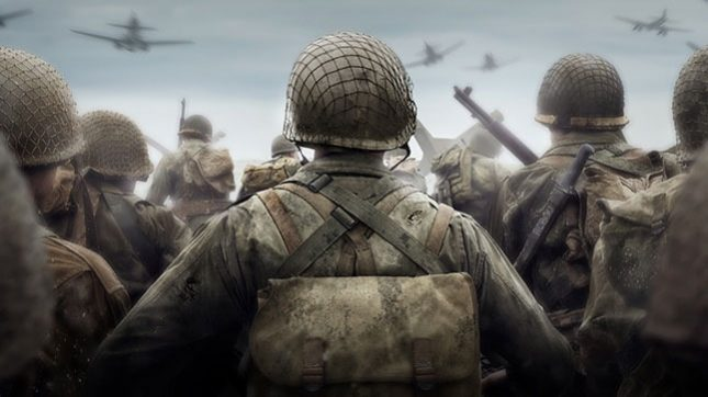 PC Update Drops for Call of Duty WWII