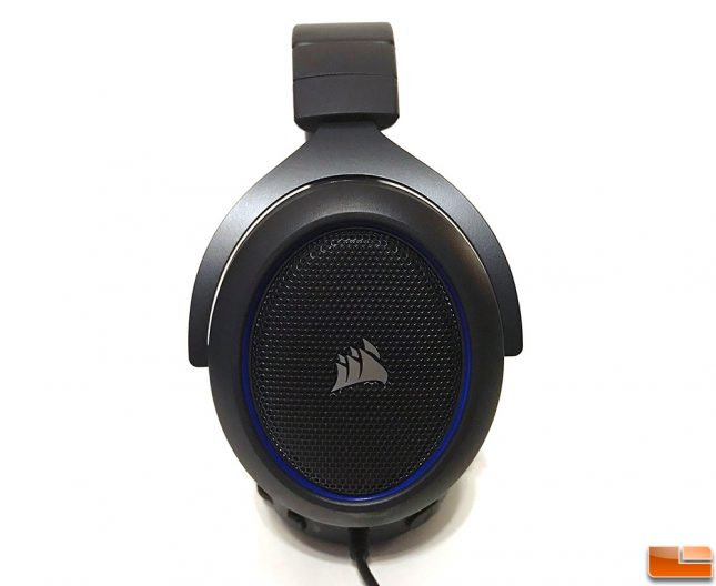 Corsair HS50 Gaming Headset Speaker