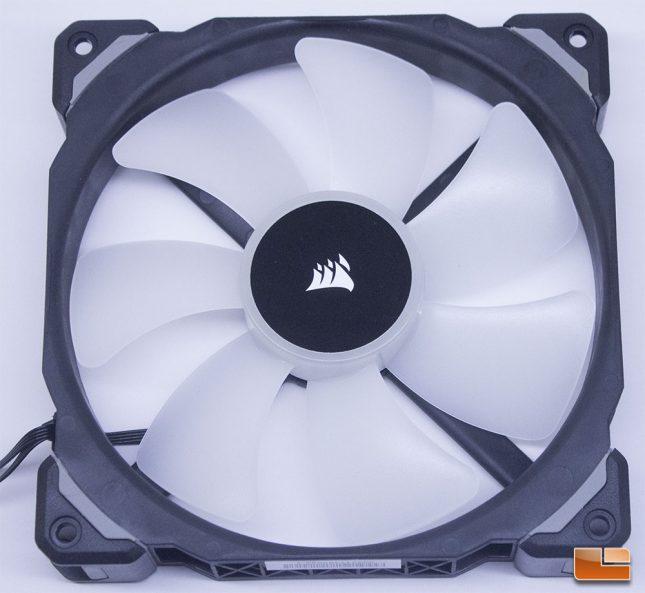 Corsair ML140 Pro RGB - Beasty RGB Fans