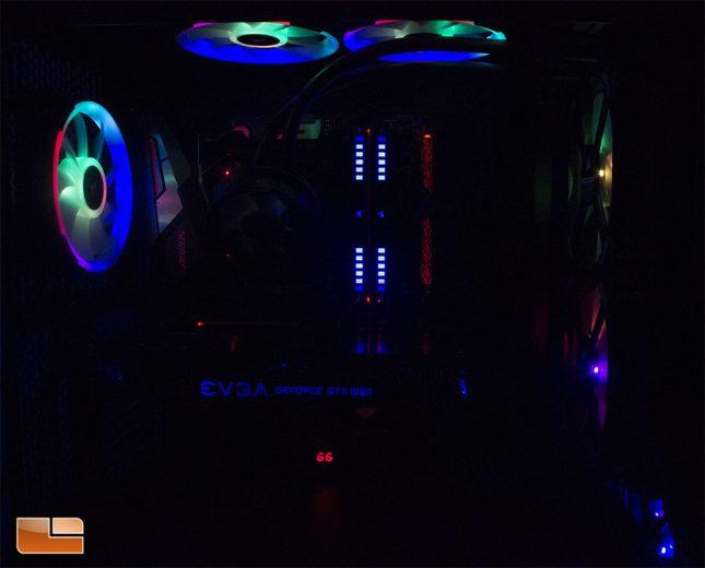 Corsair ML140 Pro RGB and LL120 RGB - Rainbow