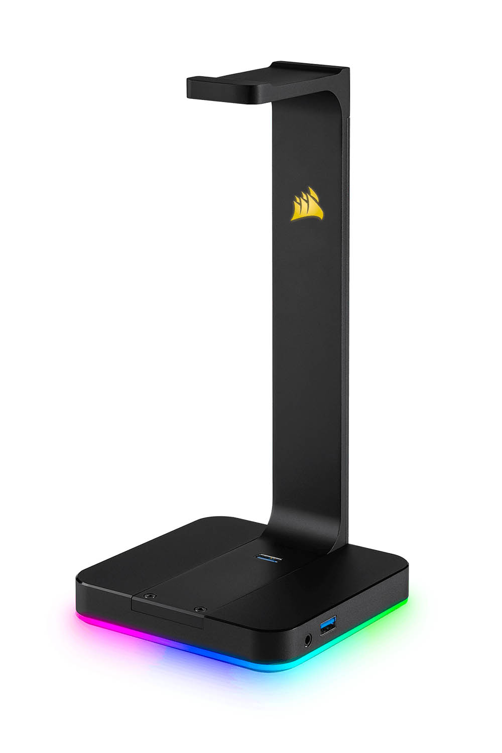 Corsair St100 Rgb Premium Gaming Headset Stand Review