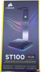 Corsair STB100 RGB Headset Stand - Retail Box