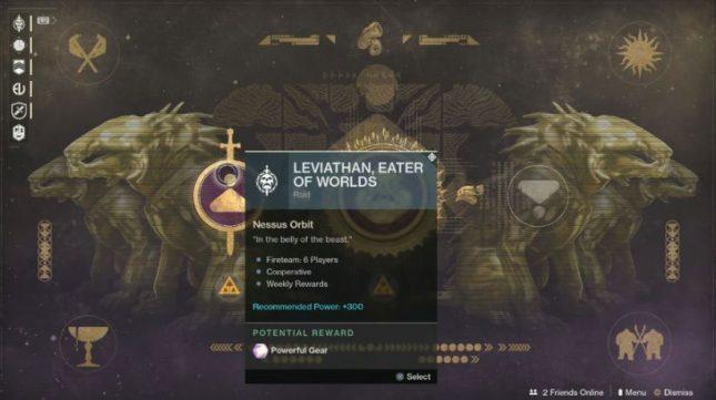 Details of Destiny 2: Curse of Osiris Raid Content Revealed