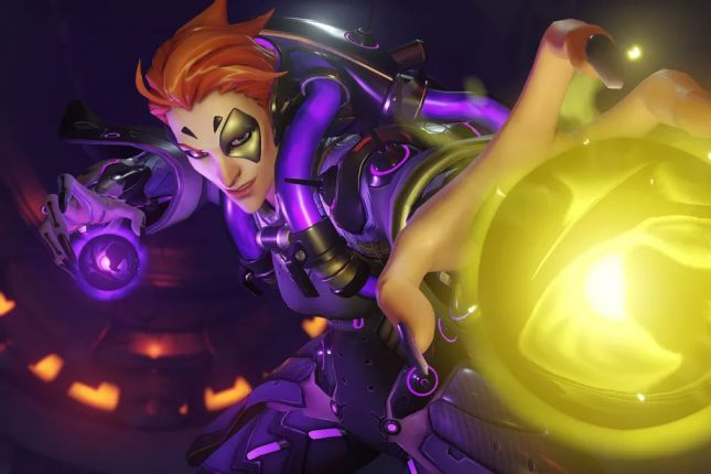 Overwatch Moira Character Available for All