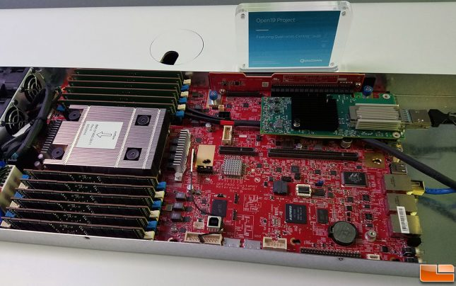 open19 qualcomm server