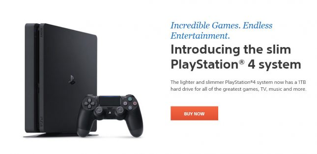 PS4 console Drops to $199 for Black Friday