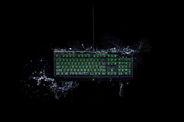 Razer - BlackWidow Ultimate WaterProof