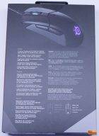 SteelSeries Rival 310 - Retail Packaging, Rear of Box