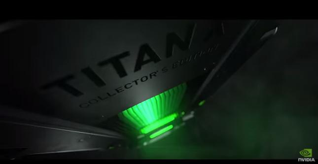 NVIDIA Titan X Collectors Edition