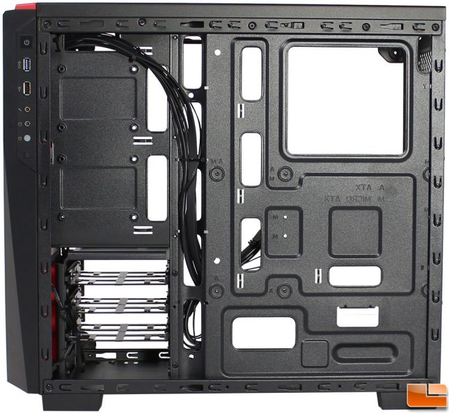 Corsair Spec-04 Tempered Glass