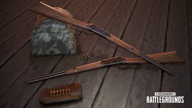 PUBG Win94 Rifle