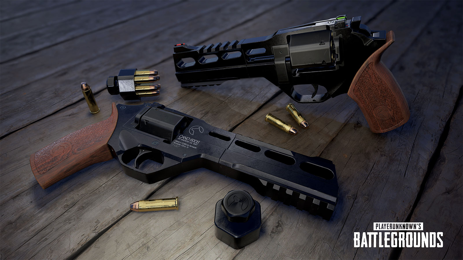 PUBG Desert Map Miramar Gets New R45 Revolver To Replace