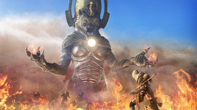 Assassin's Creed: Origins Adding Nightmare Difficulty