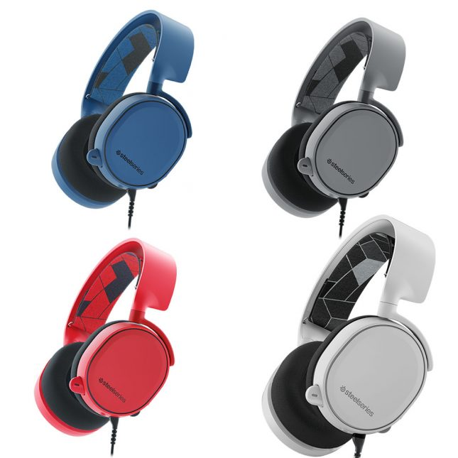 SteelSeries Arctis 3 - Available in Several Colors