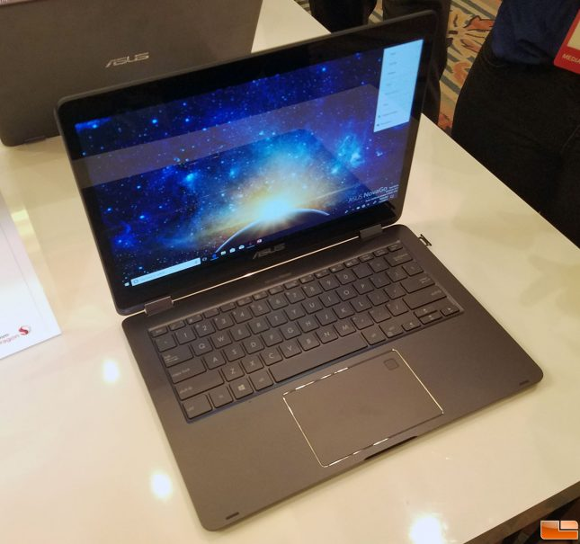 ASUS NovaGo 2-in-1 Snapdragon Laptop