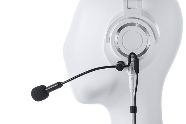 Antlion ModMic 5 - Adaptable and Adjustable