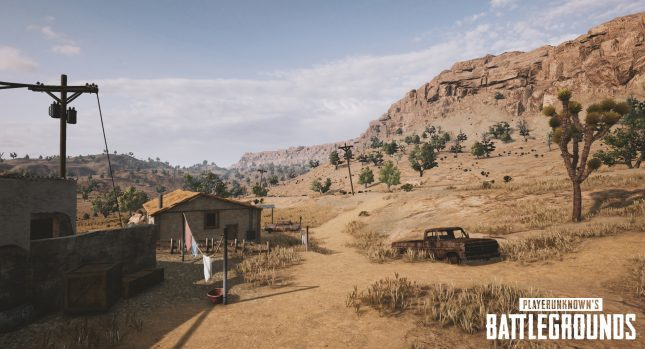 PlayerUnknown's Battlegrounds to Exit Early Access December 20
