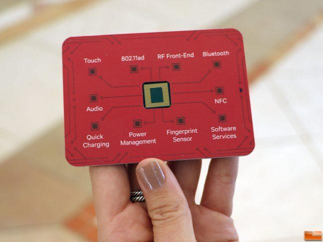 Qualcomm Snapdragon 845 SoC Pads