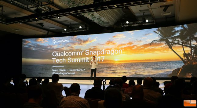 Qualcomm Snapdragon Summit 2017