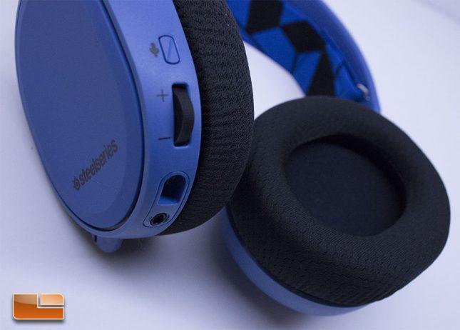 Arctis 3 - On Ear Controls
