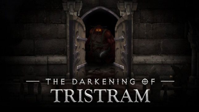"""Diablo 3 Players Can Return to """"Darkening of Tristram"""" Dungeon in January"""