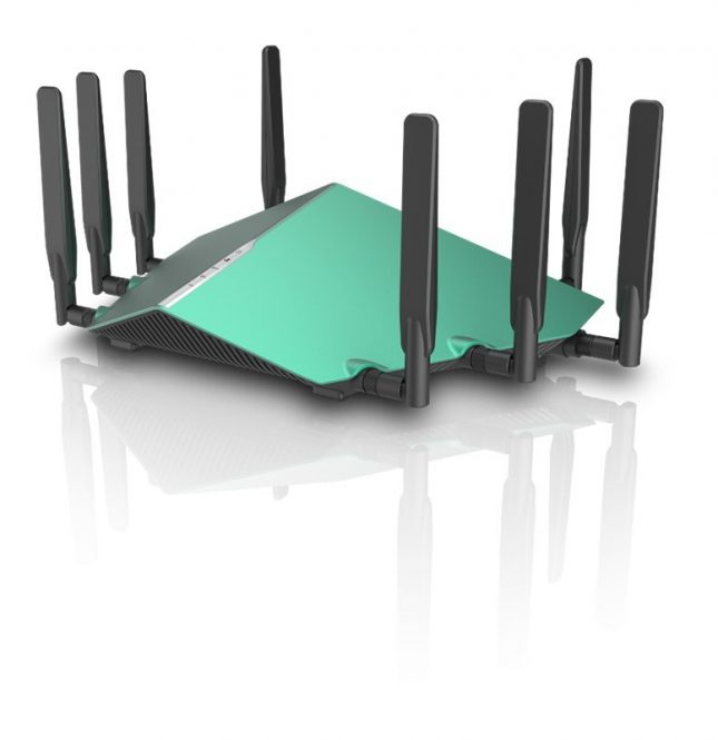 D-Link Systems AX6000 Router
