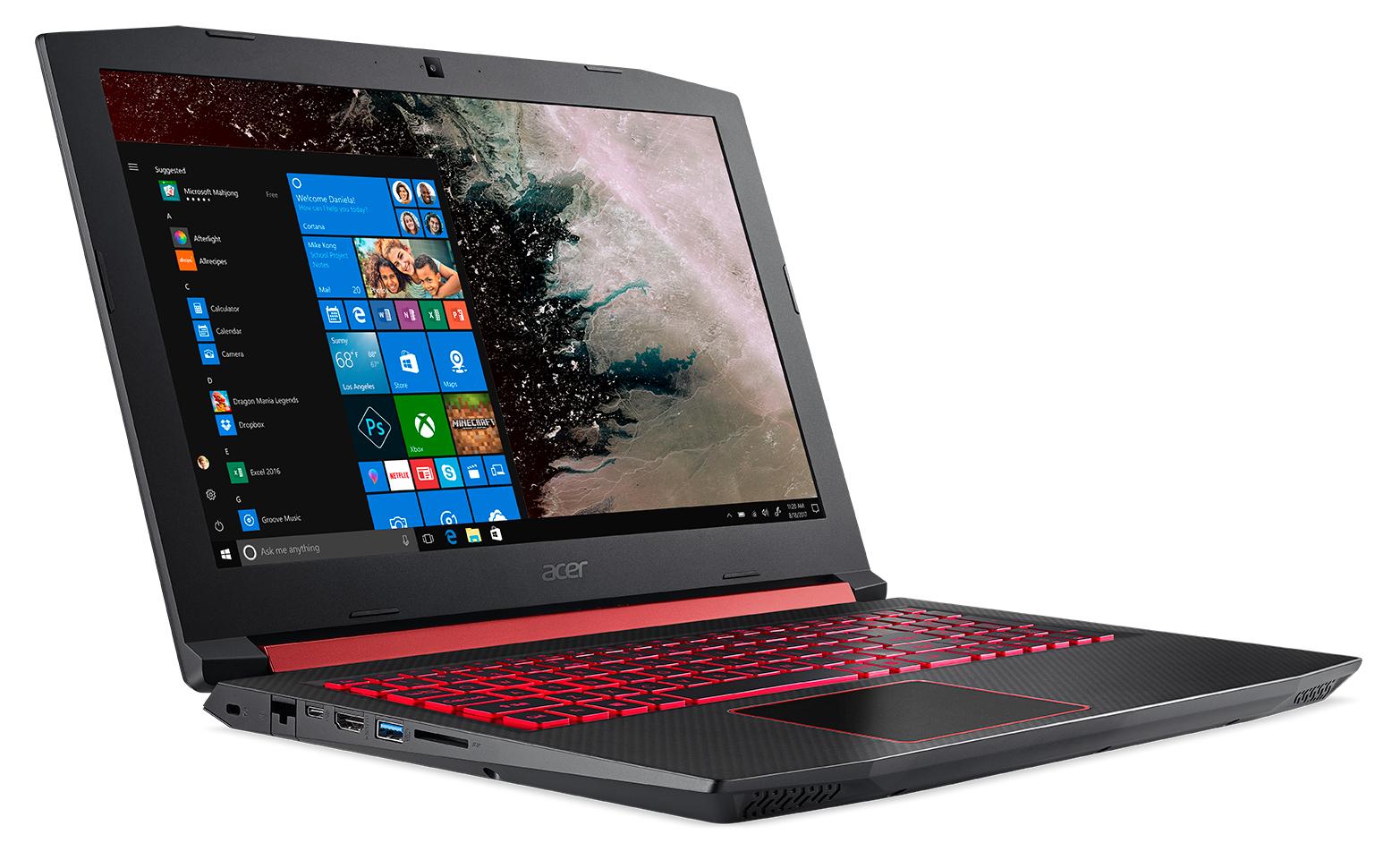 Acer Unveils The Nitro 5 Ryzen-Based Laptop - Legit