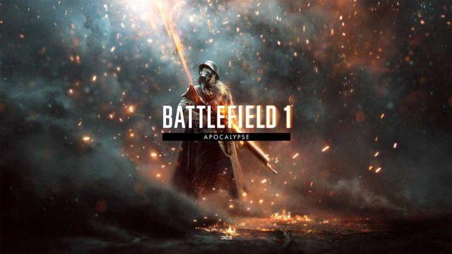 Battlefield 1 Apocalypse DLC Coming in February