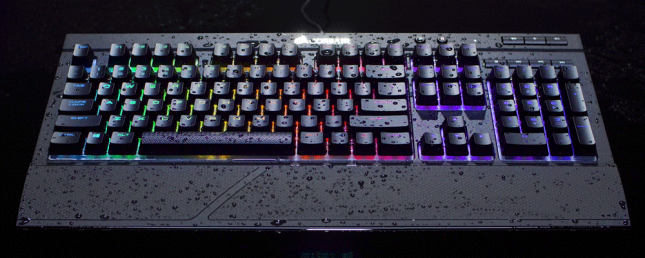 Corsair K68 RGB Mechanical Keyboard