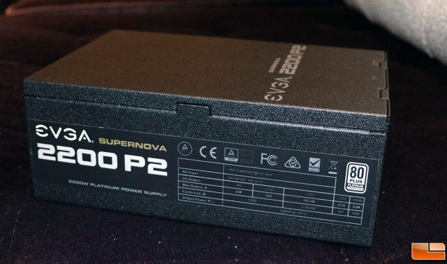 EVGA SuperNova 2200 P2