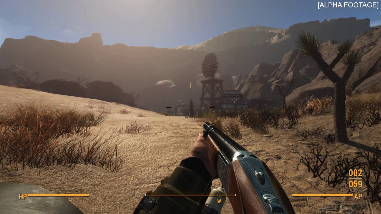 Fallout  New Vegas Car Mod