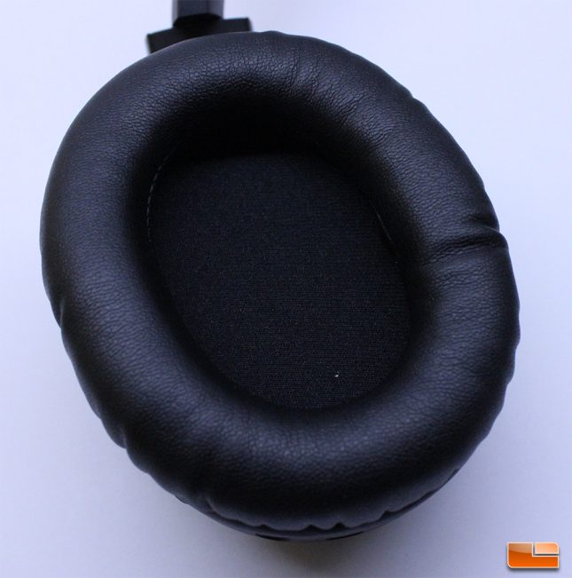 HyperX Cloud Flight - Leatherette Cups