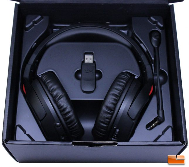HyperX Cloud Flight - Inner Box