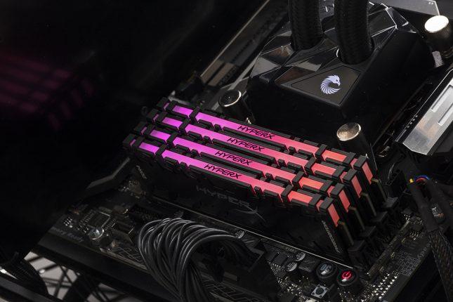 HyperX Predator DDR4 RGB Kit